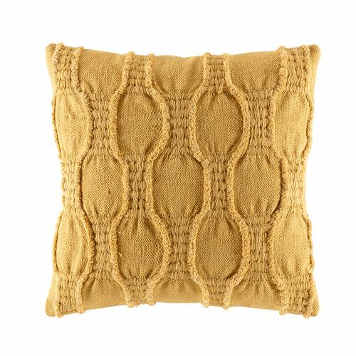 Zulu Cotton-Blend Cushion