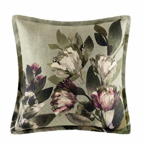 Sage Ana Cotton Cushion