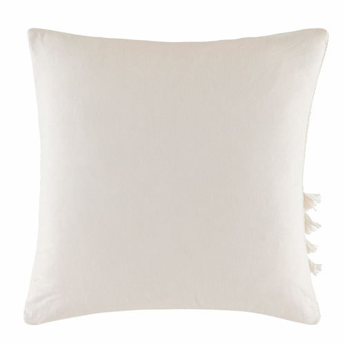 Kas Multi-Coloured Raffie Cotton Cushion