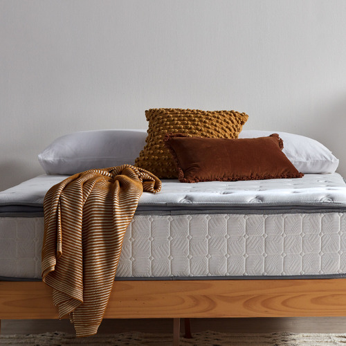 Kas Cooper Cotton-Blend Cushion