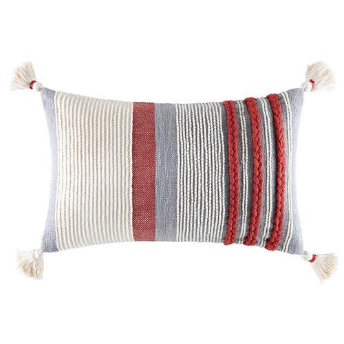 Tasselled Elton Cotton Cushion