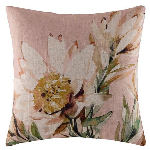 Dendro Linen Blend Cushion