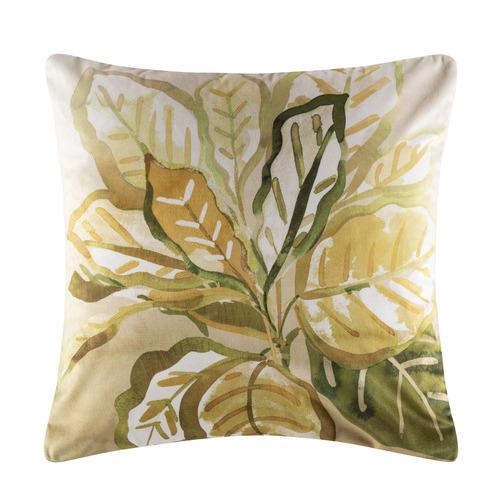 Plantation Velvet Cushion