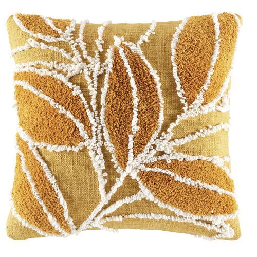 Hedgerow Cotton-Blend Cushion