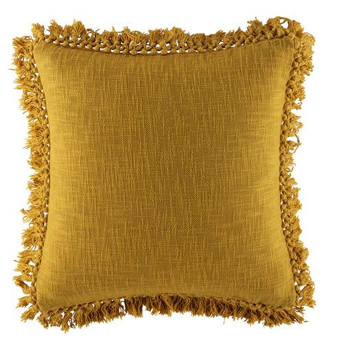 Leonie Square Cotton Cushion
