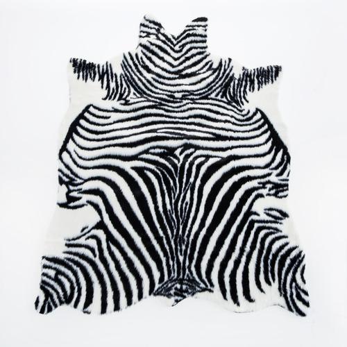 Accessorize Zebra Print Rug