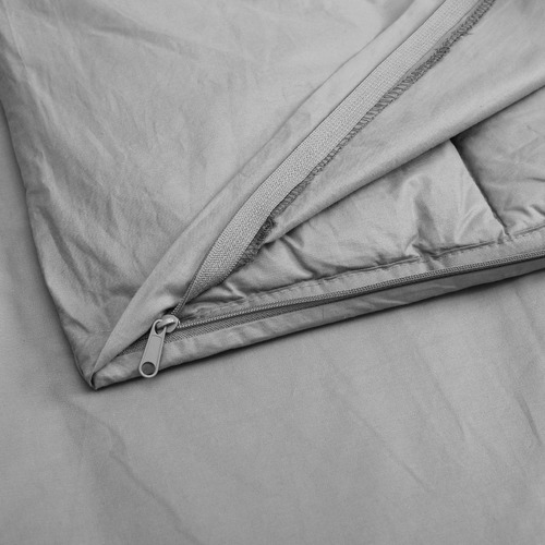 Soft Weighted Cotton Blanket with Cover