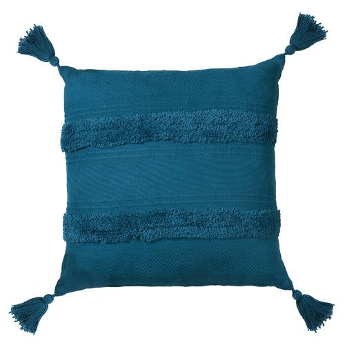 Indra Tasselled Cotton Cushion