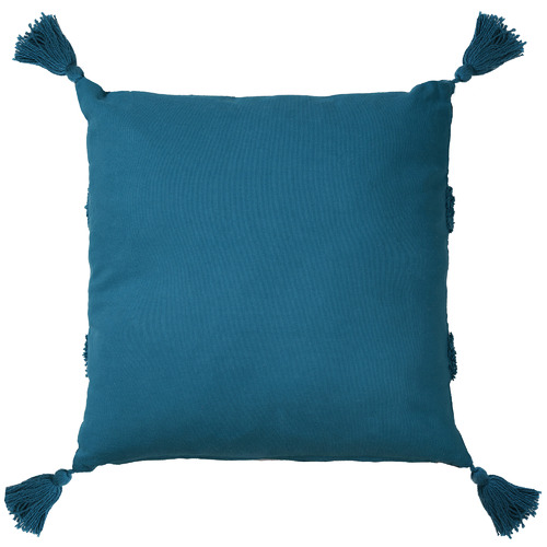 Accessorize Indra Tasselled Cotton Cushion