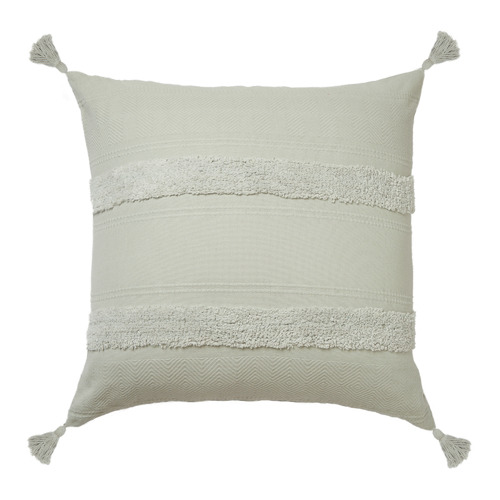 Indra Tasselled European Cushion