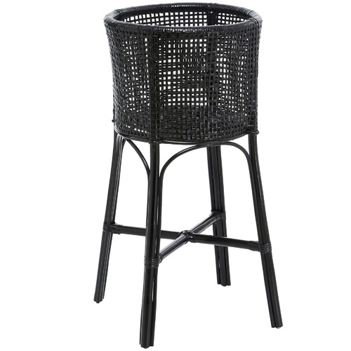 Quayside Trading Domas Rattan Plant Stand