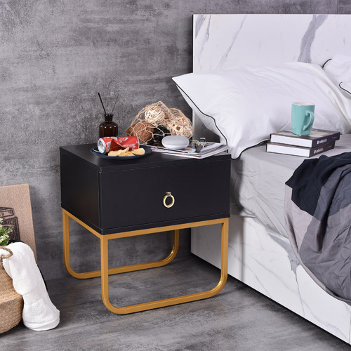 Brooklyn Home Mitra Bedside Table