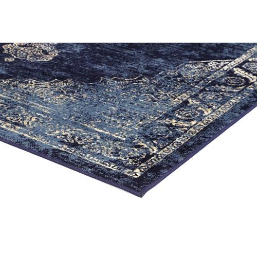 Lifestyle Floors Navy Arya Classic Rug