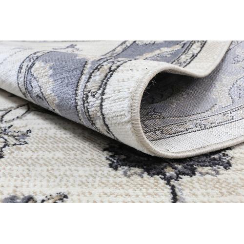 Lifestyle Floors Cream Arya Classic Rug