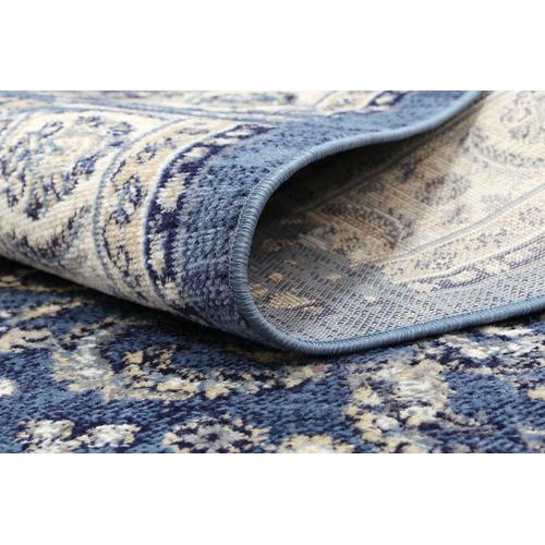Lifestyle Floors Royal Blue Arya Classic Rug