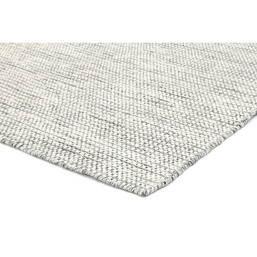 Lifestyle Floors Grey Skandi Reversible Wool Rug