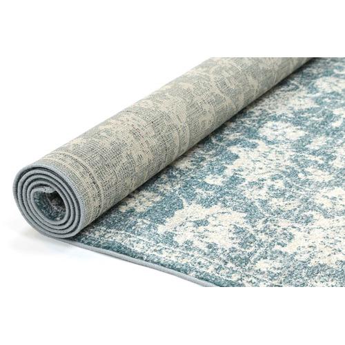 Lifestyle Floors Turquoise Modern Ziegler Rug