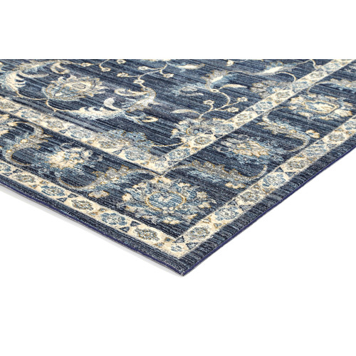 Lifestyle Floors Navy Atlas Classic Rug