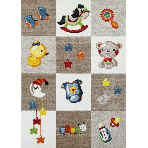 Lifestyle Floors Happy Kids Fun Rug