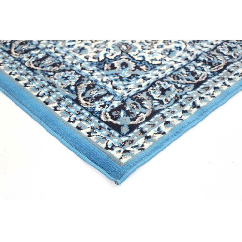 Lifestyle Floors Blue Morgen Classic Rug