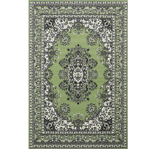 Lifestyle Floors Green Morgen Classic Rug