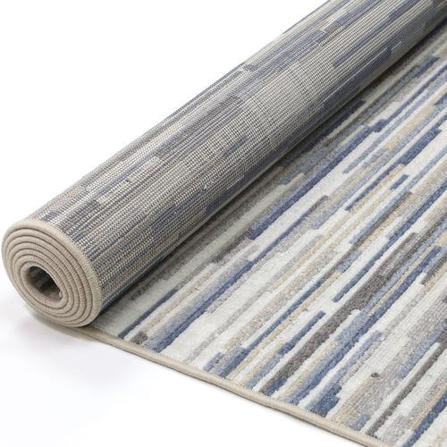 Lifestyle Floors Blue Clover Hue Rug