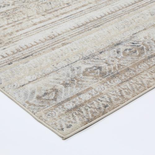 Lifestyle Floors Beige Clover Rome Rug