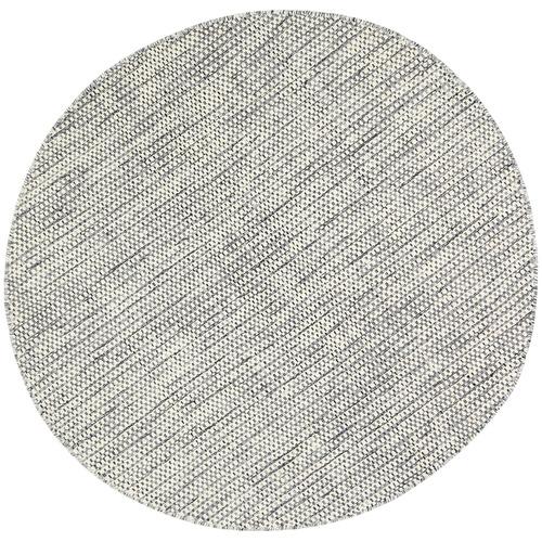 Lifestyle Floors Grey Skandi Wool-Blend Round Rug