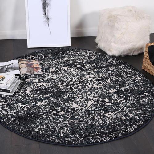Lifestyle Floors Indigo Simone VI Round Rug