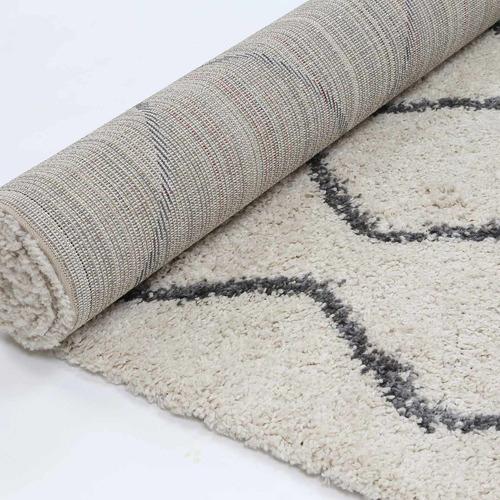 Lifestyle Floors Cream Tribal Kasper Rug