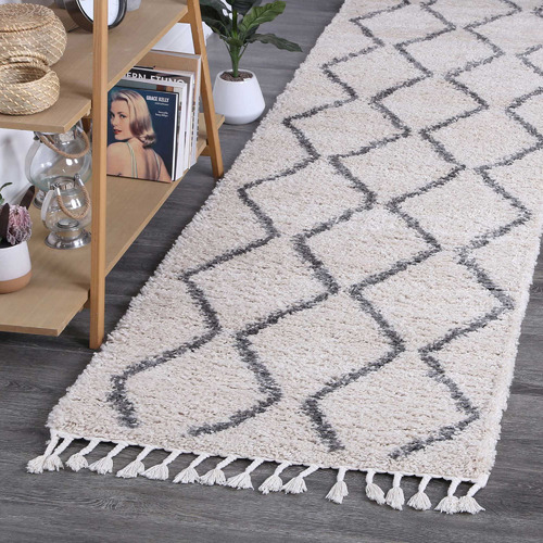 Lifestyle Floors Cream Tribal Kasper Runner