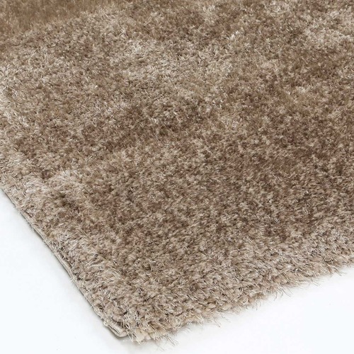 Lifestyle Floors Beige Eden Soft Shag Rug