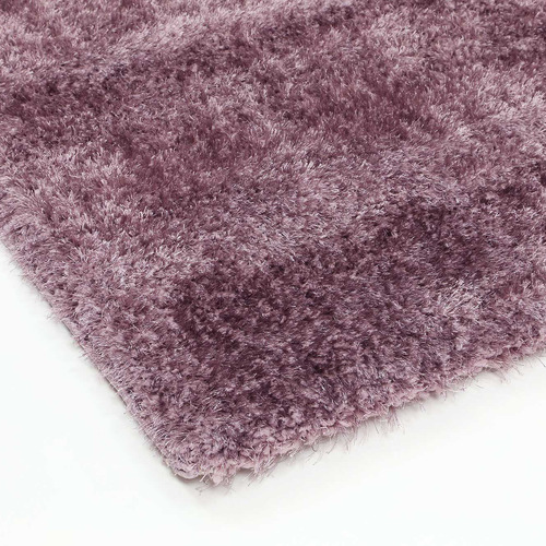 Lifestyle Floors Lilac Eden Soft Shag Rug