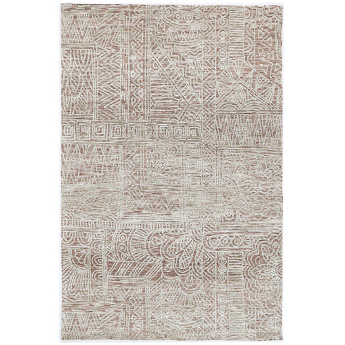 Lifestyle Floors Rust Newburg Hand-Tufted Rug
