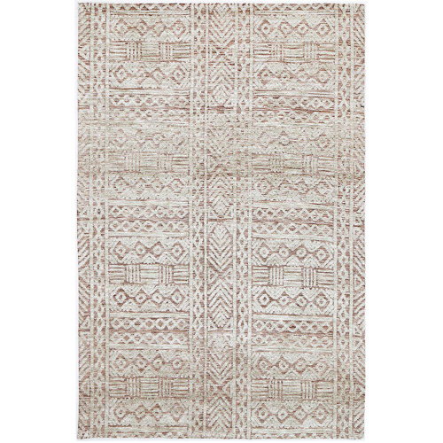 Rust Glenroy Hand-Tufted Wool Rug