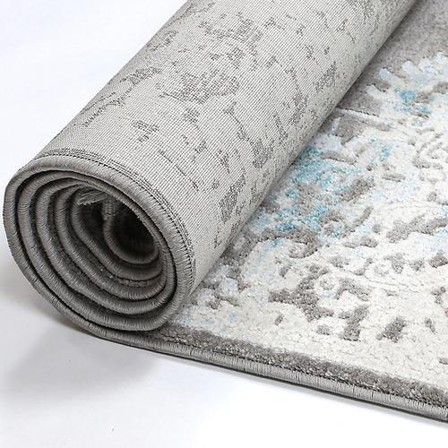 Lifestyle Floors Grey Ali Oriental Rug