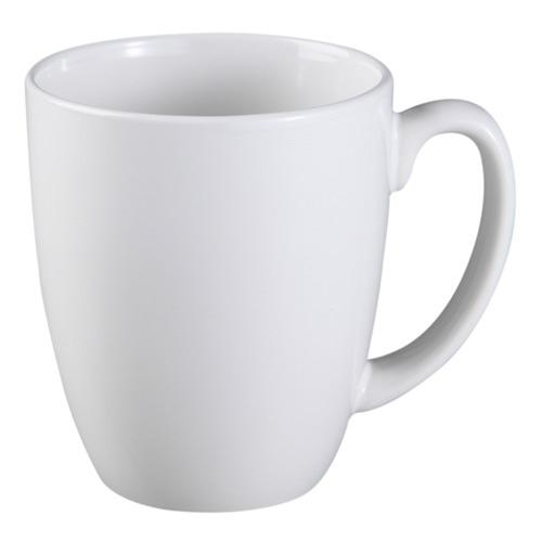 Corelle Livingware White Stoneware Mug