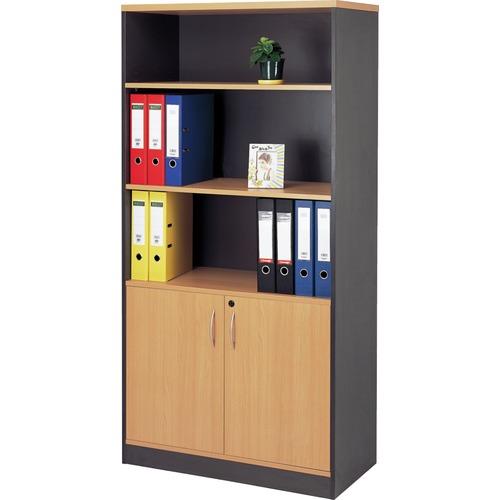 Executive Equipment Mantone 2 Door Bookcase