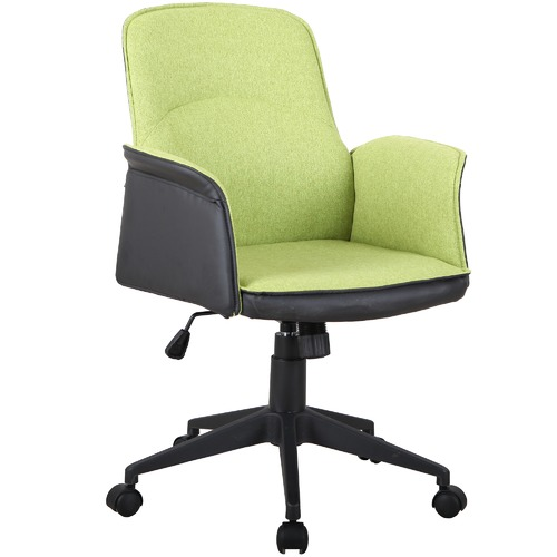 Executive Equipment Light Green & Black Baia Office Chair