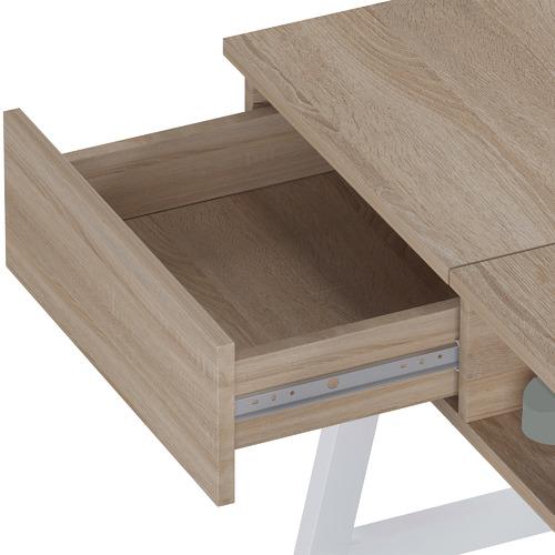 Executive Equipment Natural Alaric Sit & Stand Desk