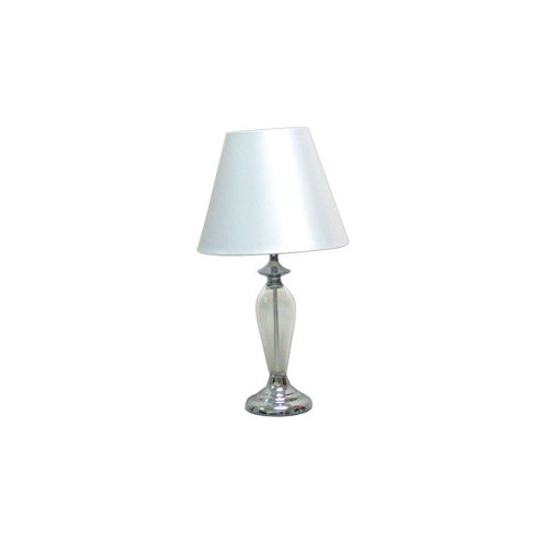 Homelux Table Lamp Glass Base