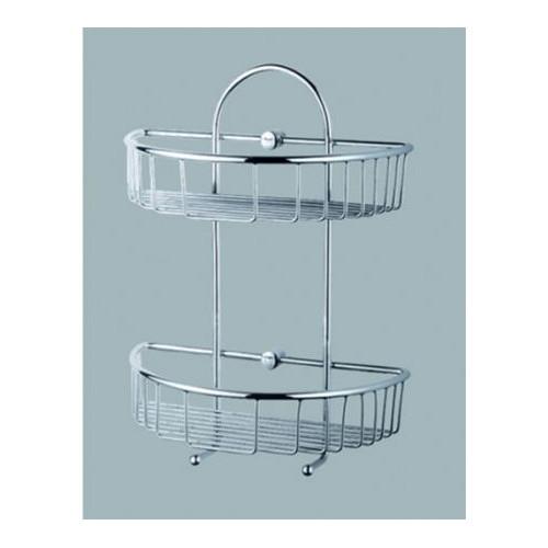 Ostar Double Moon Bathroom Hanging Basket