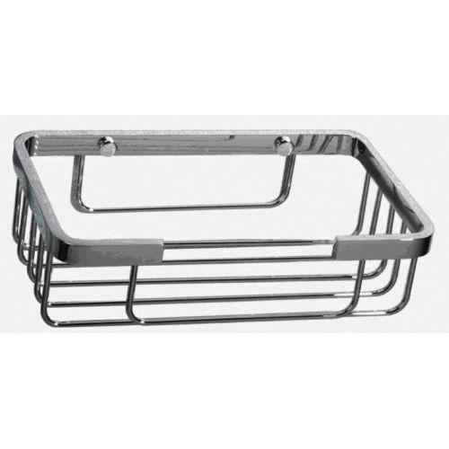 Ostar Rectangular Wall Mounted Bathroom Basket