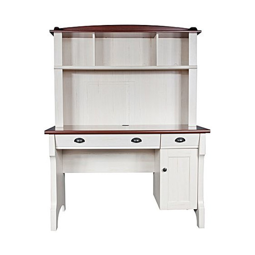 Corner Office Hawksbury Desk with Hutch & Reviews | Temple & Webster