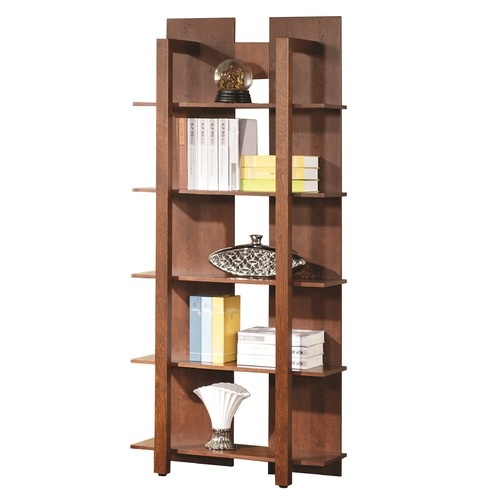 Corner Office Studio 7 Bookcase
