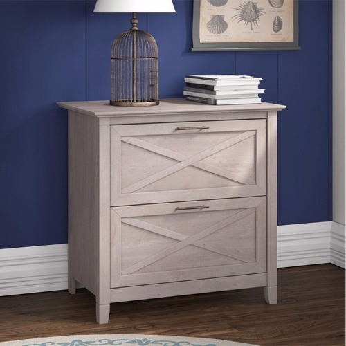 Corner Office Fontana Lateral File Cabinet