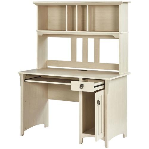 Corner Office Stockton Desk With Hutch