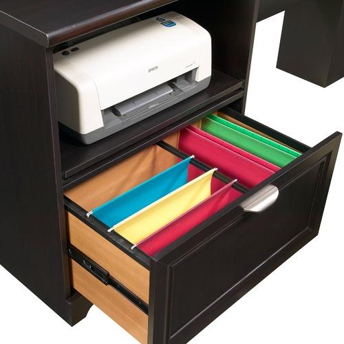 Corner Office Arianne Xl-Desk & Hutch