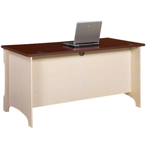 Corner Office Benny Office Desk & Hutch