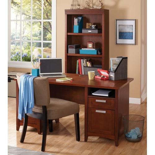 Corner Office Magellan 4 Shelf Bookcase